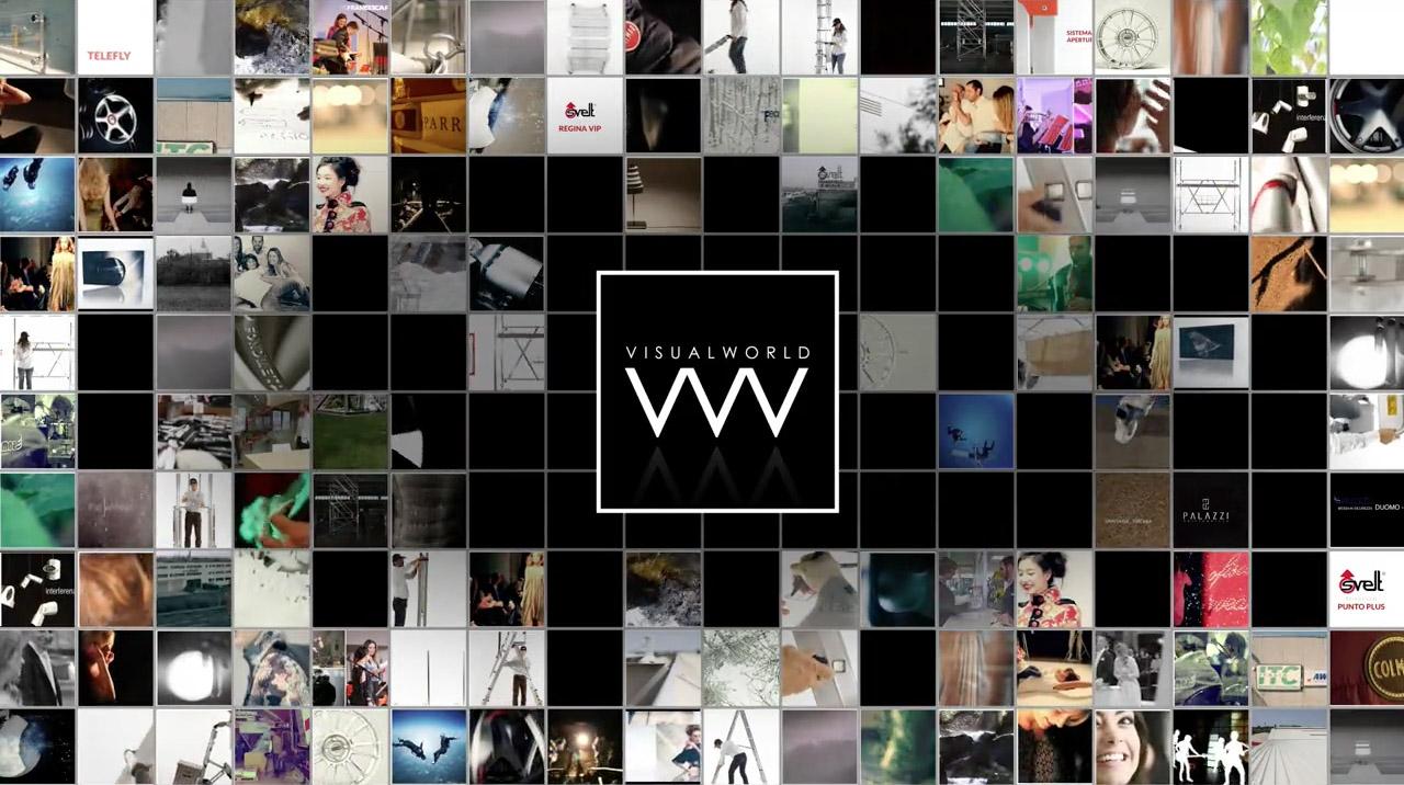 Visual World produzione video Bergamo