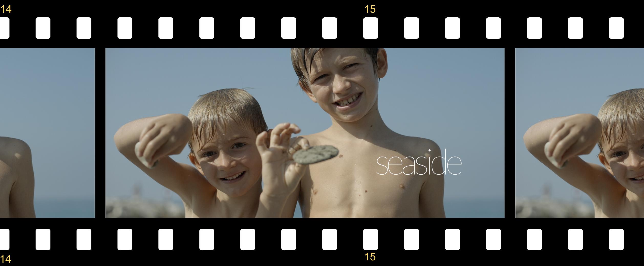 Seaside Produzione video Photoreel Bergamo