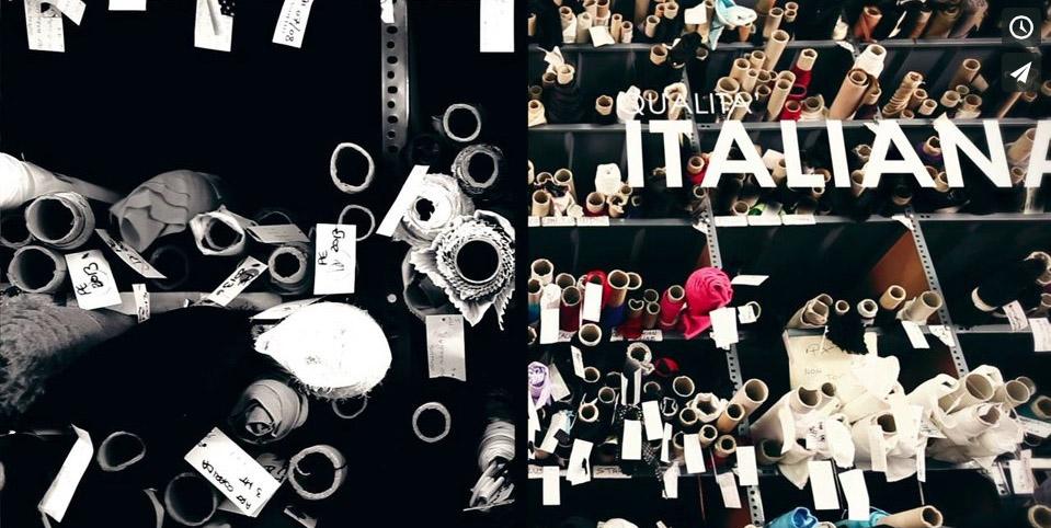 Visualworld produzione video Bergamo - Sfumature di moda