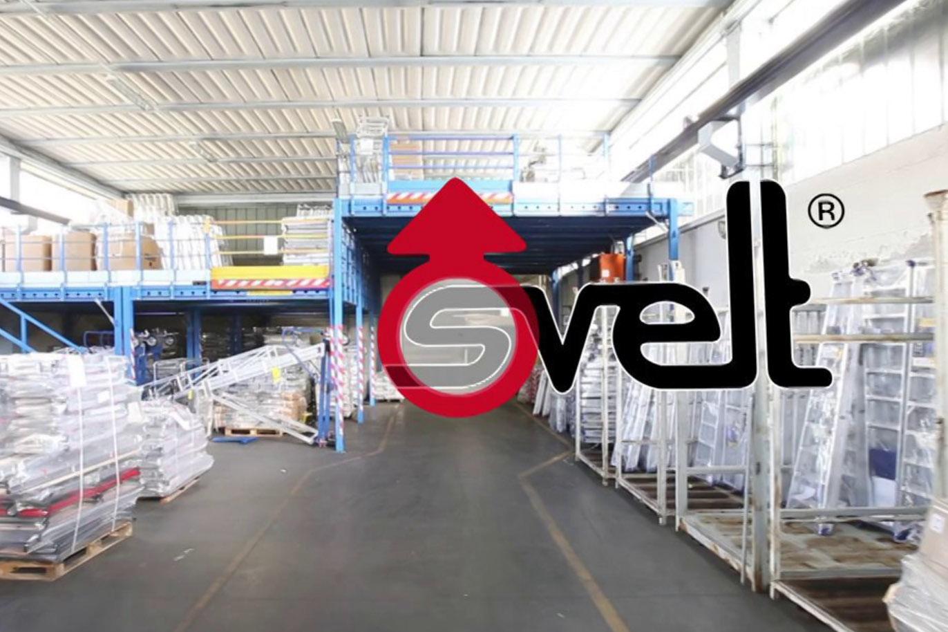 Visualworld produzione video Bergamo - Svelt