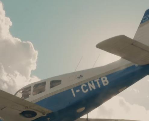 Cantor Air Film video aziendali visualworld